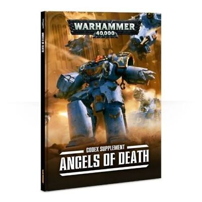 Games Workshop 48-97-04 CODEX SUPPLEMENT: ANGELS OF DEATH (DEU)Warhammer 40,000