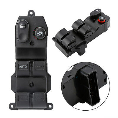 Car Electric Master Power Window Switch For Honda 35756-SAA-406 2007 2008 MT