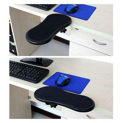 Ergonomic Home Office Computer Arm Rest Chair Desk Wrist Mouse Pad Support UK