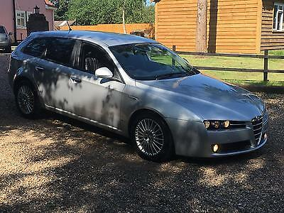 Alfa Romeo 159 Sportwagon 1.9JTDM 16v Lusso 2 OWNER CAR WITH FULL HISTORY