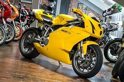Ducati 749 S ULTRA LOW MILEAGE