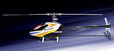 T-REX 700E F3C KIT (airframe only ) WITH BLADES