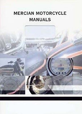 Sunbeam 250 to 350 to 500 to 600 1938 instruction book manual paper motorcycle