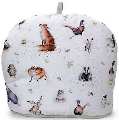 New PIMPERNEL for ROYAL WORCESTER Wrendale tea cosy wildlife fox duck owl badger