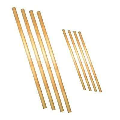 Kali and Bo value pack - Bamboo - 4 of each