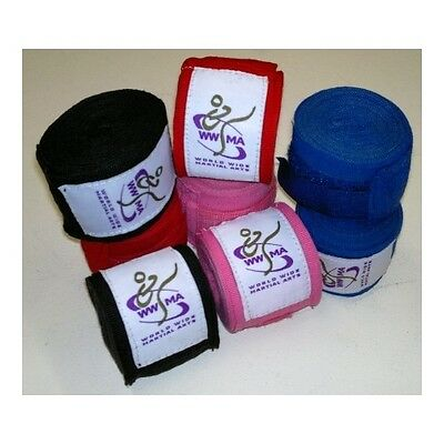 WWMA Boxing hand wraps