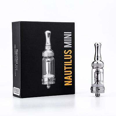 New 100% New Aspire Nautilus/Nautilus Mini Adjustable Airflow BVC Coil Tank
