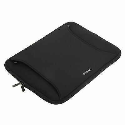 """Duronic LS06/15.6"""" Water Resistant Laptop Sleeve Case Cover Apple MacBook Pro 15"""