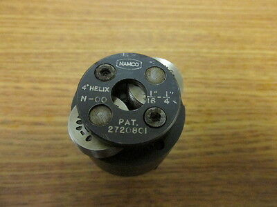 "Very Nice Namco Thread Rolling Head N-00 1/16""-1/4"" (5/8"" shank)"