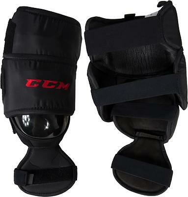 CCM KP500 Goalie Ice Hockey Knee Protector Size Intermediate Hokejam.lv