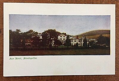 Strathpeffer Ross & Cromarty - Spa Hotel c1910