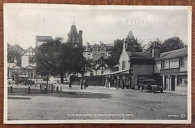 Strathpeffer Ross & Cromarty - The Square p/u 1930