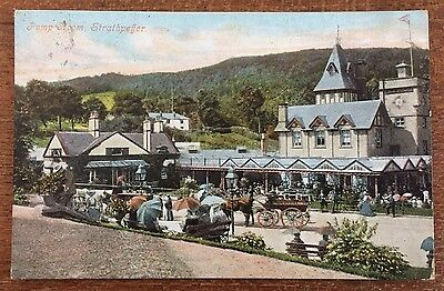 Strathpeffer Ross & Cromarty - Pump Room pu 1906