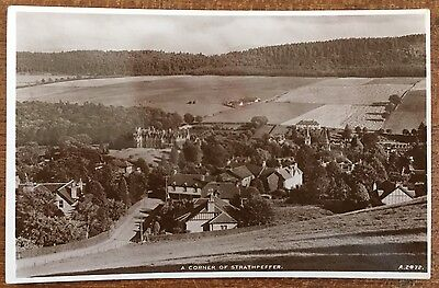 Strathpeffer Ross & Cromarty - A Corner Of The Village RP c1950