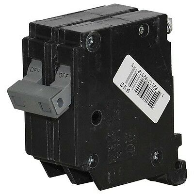 "CH250 Cutler-Hammer Circuit Breaker 2 Pole 50 Amp 240V /""2 YEAR WARRANTY/"""