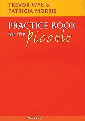 Practice Book for the Piccolo Book NEW 014036416
