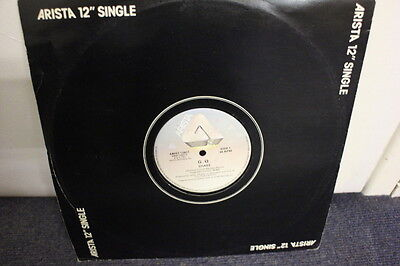 """12"""" Vinyl Record, G.q Shake, I Love The Skin You're In,  Exc Cond"""