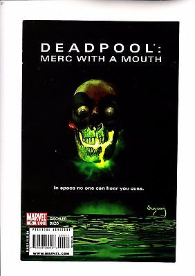 Deadpool Merc With a Mouth 6 Suydam cover