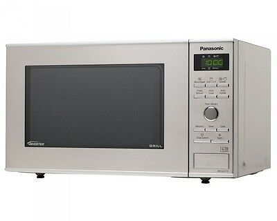Panasonic NN-GD371S Microwave and Grill, Stainless Steel