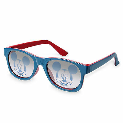 Disney Store Baby Mickey Mouse Sunglasses 100% UV Protection Mirrored Image