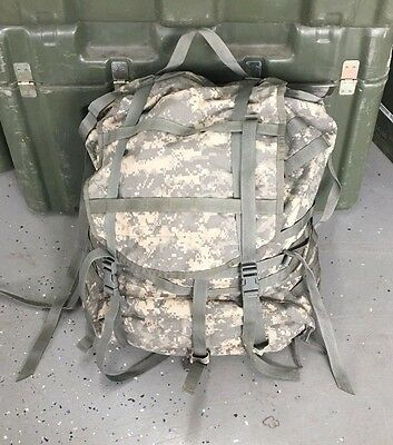 USGI Army ACU DigitalCamo Military Rucksack MOLLE II Large Main Field Pack Only