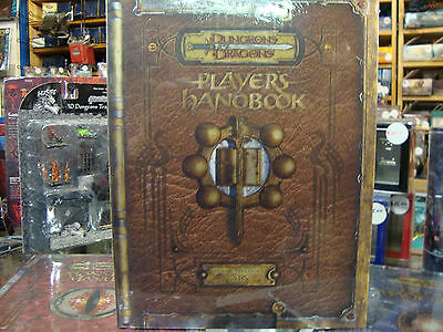 3.5 Player's Handbook New Dungeons And Dragons Premium Edition