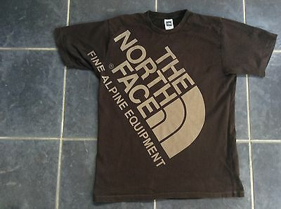 The North Face Mens T Shirt Size Small Brown