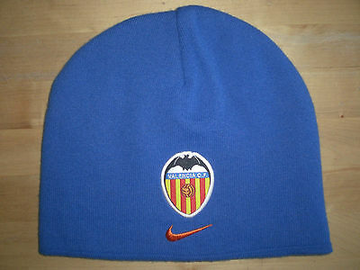 Valencia (Spain) Nike Football Beanie / Woolly Hat - One Size  *new Without Tag*