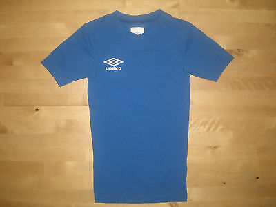 Umbro Base Layer / Compression T Shirt Top - 146, Medium Boys Age 9/10 *perfect*