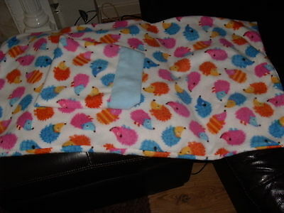 African Pygmy Hedgehog, Guinea Pig Liner and Pouch