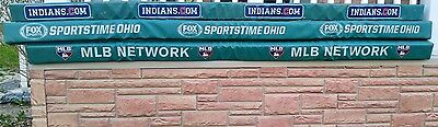 # Progressive Field Jacobs Field Wall Railing Pad Cleveland Indians Feller Tribe
