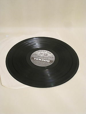 "Tekniq - Best Of Both Worlds 12"" Promo Copy Vinyl Record....."