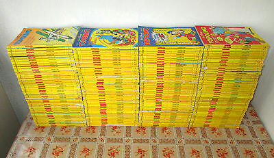 236 italian disney's comic books
