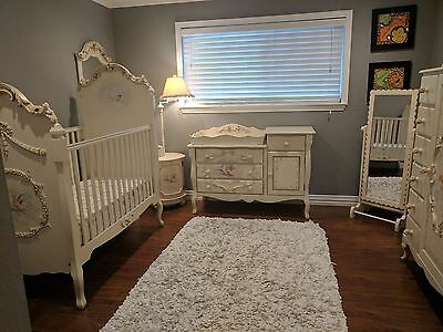 "PRICE REDUCTION Plenty's Horn Unisex ""Angel Baby"" 8 Piece Nursery Retail $20K+!"