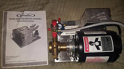 Cornelius Intelli-Carb Horizon Water Pump and Motor Assembly, 1/3 HP, 115 Volts*