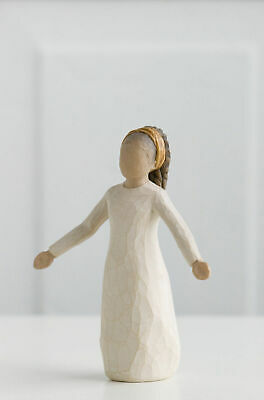 Willow Tree Figurine Blessings Unexpected blessings by Susan Lordi  26186