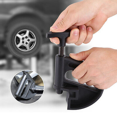 Car Truck Tire Tyre Changer Bead Clamp Drop Center Rim Rim Hunter Tool Universal