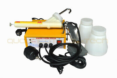 Pc03-2 With 2 Stage Adjustable New Portable Powder Coating System Paint Gun Coat Ce Top Quality Tools