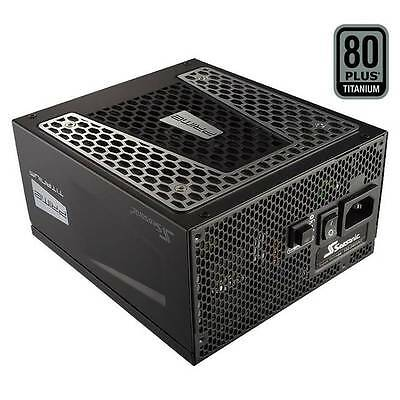Seasonic SSR-1000TD PRIME 1000W 80 PLUS Titanium ATX12V Power Supply