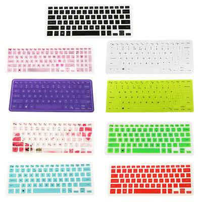 Silicone Keyboard Cover Keypad Skin for Dell 14CR 14 inch PC Laptop Computer