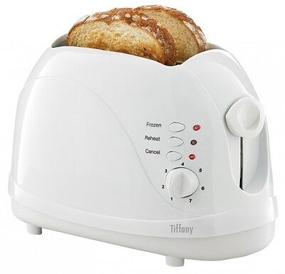 Tiffany 2 Slice Cool Touch Toaster (TA47)