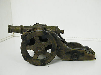 Vintage Spanish? Miniature Cannon Very Well Replicated