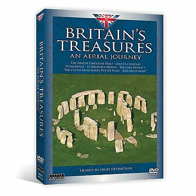Britains Treasures: An Aerial Journey DVD