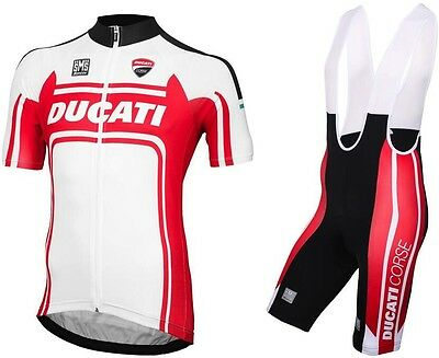 Completo ciclismo/Cycling Jersey and pants  Team Ducati