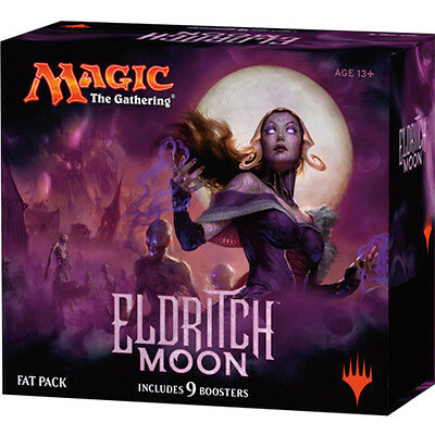 MAGIC THE GATHERING CCG - Eldritch Moon Cards Fat Pack (WOTC) #NEW