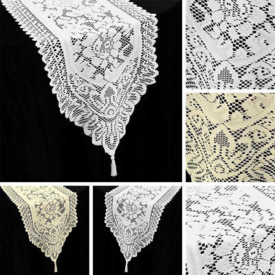 20 pcs LACE TABLE RUNNERS Wedding Party Catering Wholesale Linens Decorations