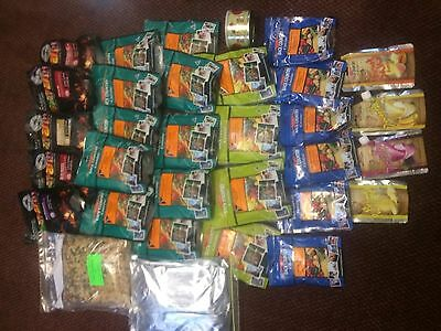Emegency Camping freeze-dried food supply box