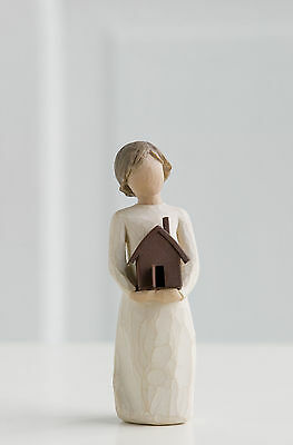 Willow Tree Figurine  Mi Casa  My House is Your House by Susan Lordi  26146