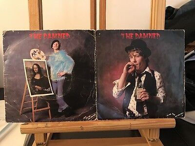 """The Damned - 2 x Love Song 7"""" Chiswick CHIS 112 (Vinyl)"""