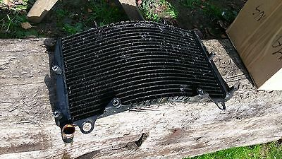 "Suzuki GSXR 400 Radiator ""tested Good"""